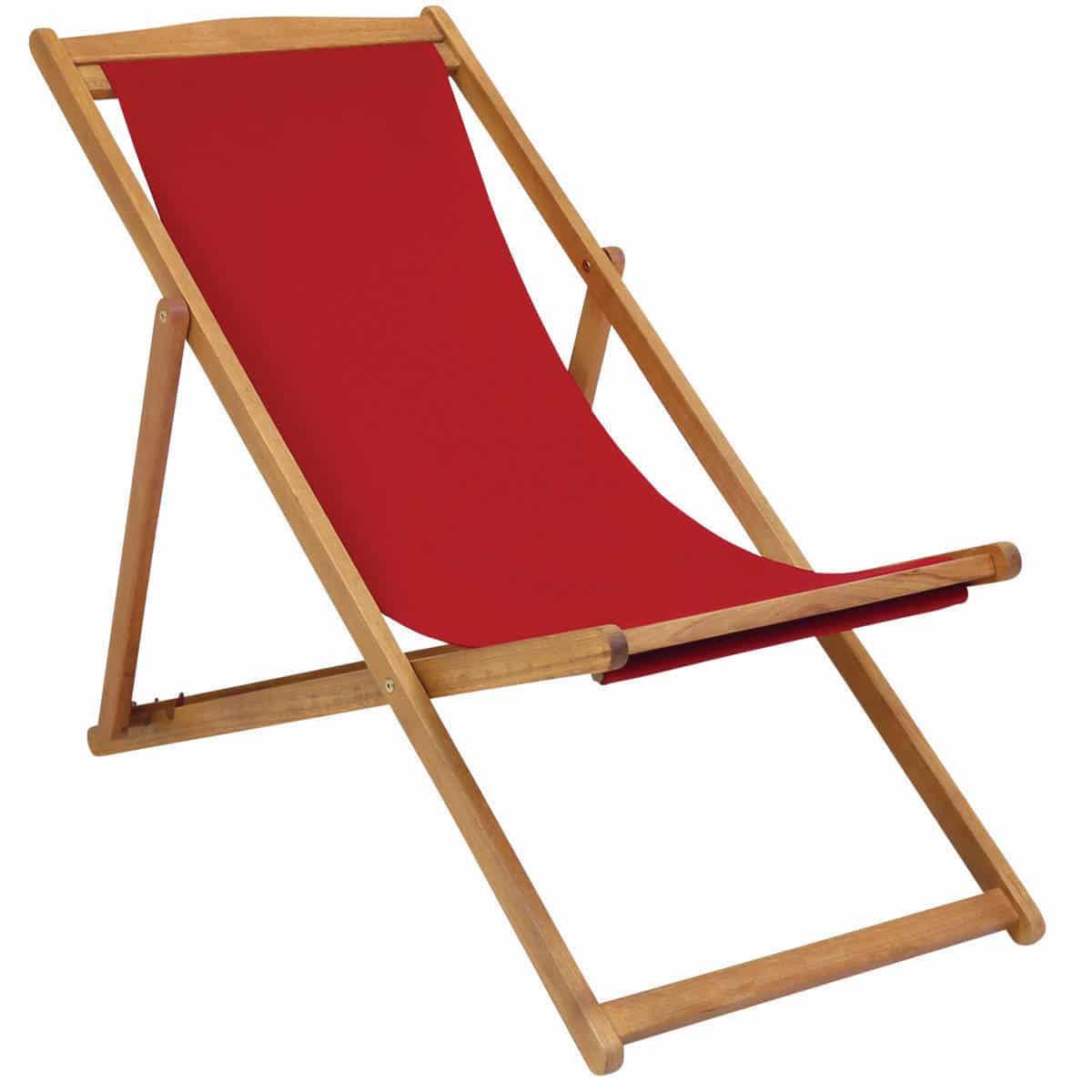 Good Price Folding Canvas Deck Chair Wholesale